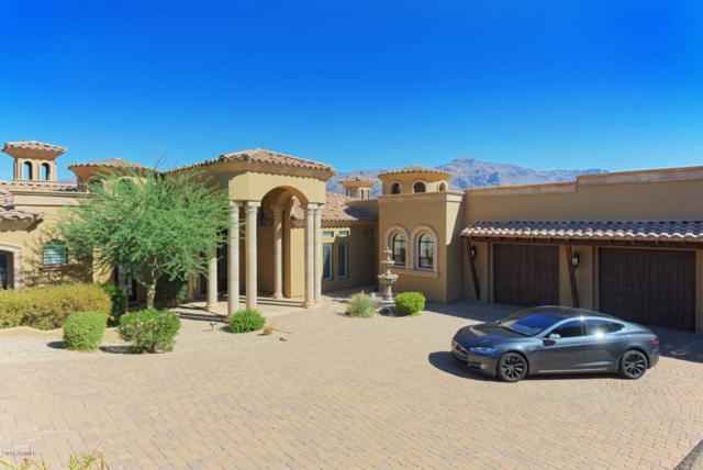 4588 S Avenida Corazon De Oro, Gold Canyon, AZ 85118 (MLS #5827185) :: Phoenix Property Group