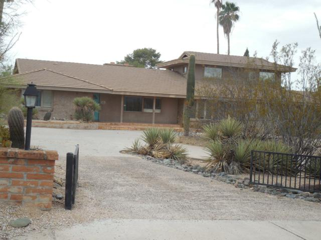 7401 E Long Rifle Road, Carefree, AZ 85377 (MLS #5827630) :: The Garcia Group