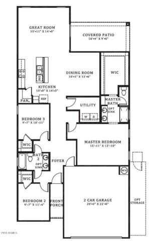 36976 W Maddaloni Avenue, Maricopa, AZ 85138 (MLS #5827990) :: Revelation Real Estate