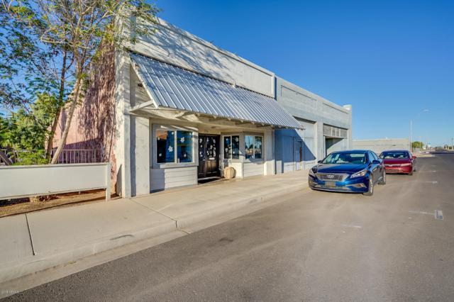 236 W Coolidge Avenue, Coolidge, AZ 85128 (MLS #5828337) :: Team Wilson Real Estate
