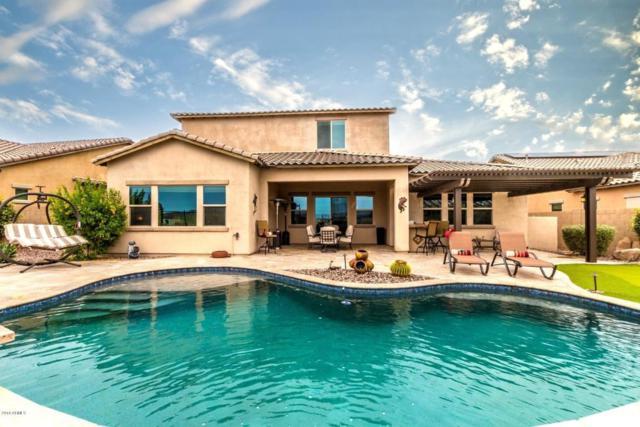 18321 W Thistle Landing Drive, Goodyear, AZ 85338 (MLS #5828478) :: The Wehner Group