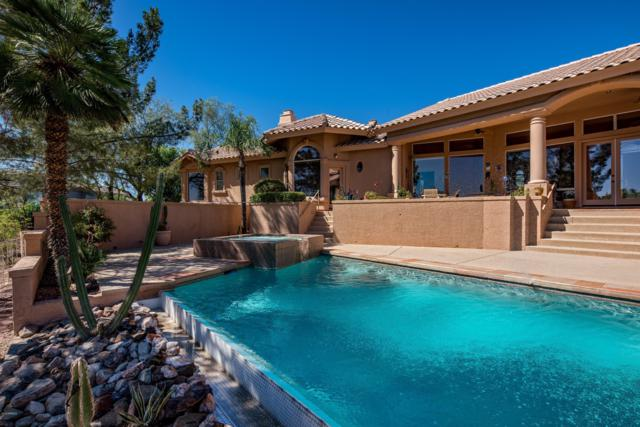 16657 E Hawk Drive, Fountain Hills, AZ 85268 (MLS #5829262) :: The W Group