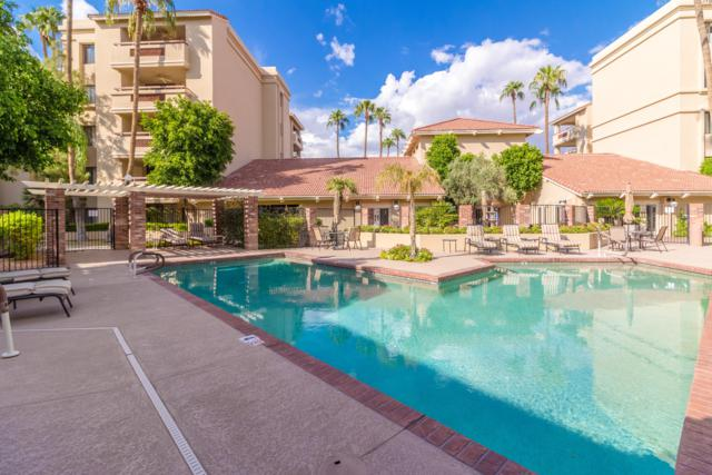 4200 N Miller Road #428, Scottsdale, AZ 85251 (MLS #5829371) :: The Wehner Group