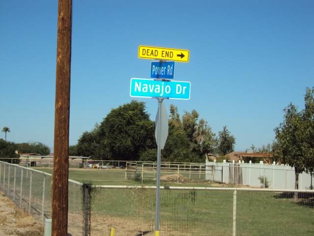 0 E Navajo Way, Queen Creek, AZ 85142 (MLS #5829391) :: Revelation Real Estate