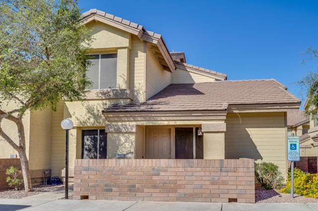 2201 N Comanche Drive #1089, Chandler, AZ 85224 (MLS #5829681) :: The Garcia Group @ My Home Group
