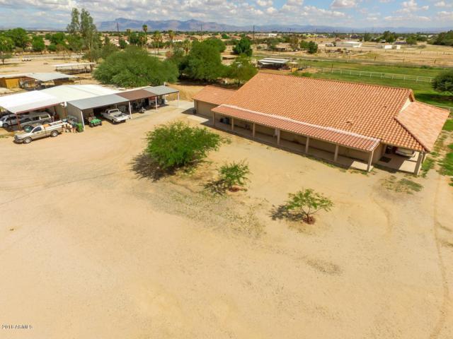 699 W Ocotillo Road, San Tan Valley, AZ 85140 (MLS #5829936) :: Yost Realty Group at RE/MAX Casa Grande