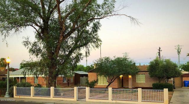 2625 N 10TH Street, Phoenix, AZ 85006 (MLS #5830600) :: The Daniel Montez Real Estate Group