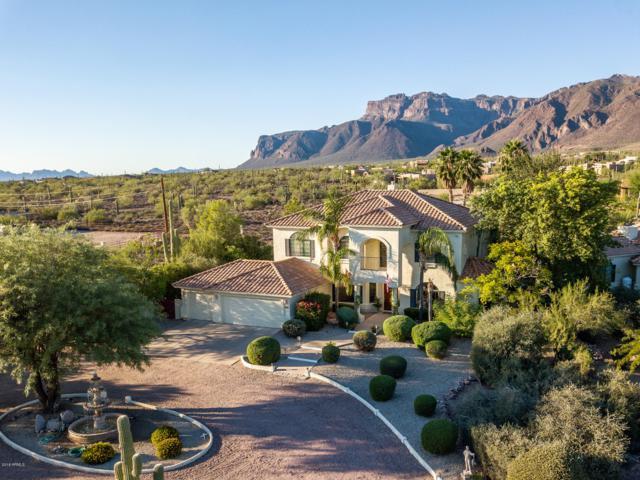 3232 S Mohican Road, Gold Canyon, AZ 85118 (MLS #5832940) :: Yost Realty Group at RE/MAX Casa Grande