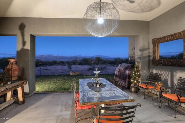 15716 E Mark Lane, Scottsdale, AZ 85262 (MLS #5833020) :: The Jesse Herfel Real Estate Group