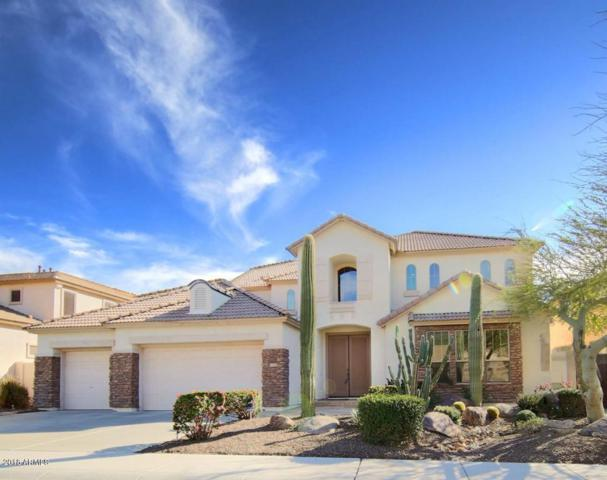 5709 W Ludden Mountain Drive, Glendale, AZ 85310 (MLS #5833100) :: The Garcia Group @ My Home Group