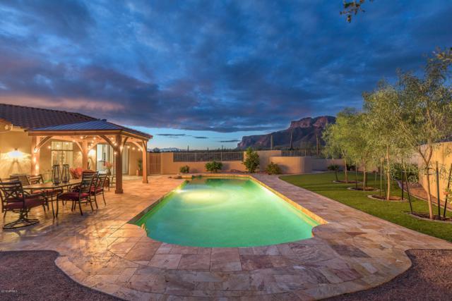 9694 E Saguaro Summit Court, Gold Canyon, AZ 85118 (MLS #5833282) :: Realty Executives