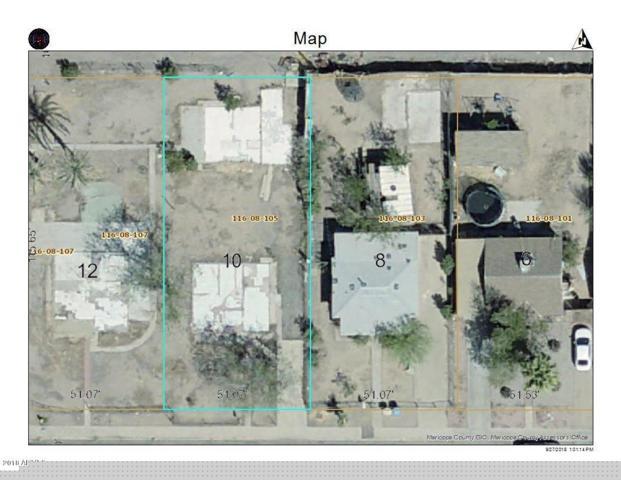 2130 E Pierce Street, Phoenix, AZ 85006 (MLS #5833929) :: Yost Realty Group at RE/MAX Casa Grande