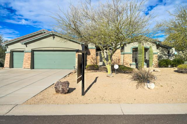 2502 N Keesha Street, Mesa, AZ 85207 (MLS #5834239) :: Santizo Realty Group