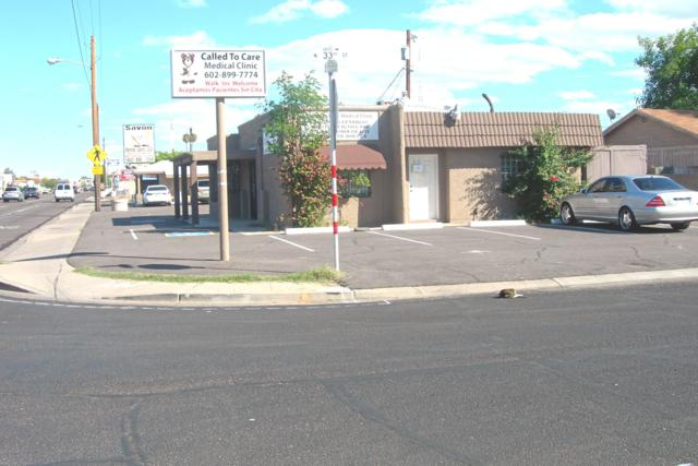 3301 E Thomas Road E, Phoenix, AZ 85018 (MLS #5834758) :: The Pete Dijkstra Team