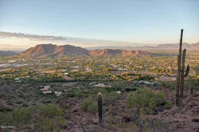LOT B 5850 E Cholla Lane, Paradise Valley, AZ 85253 (MLS #5835185) :: Kelly Cook Real Estate Group