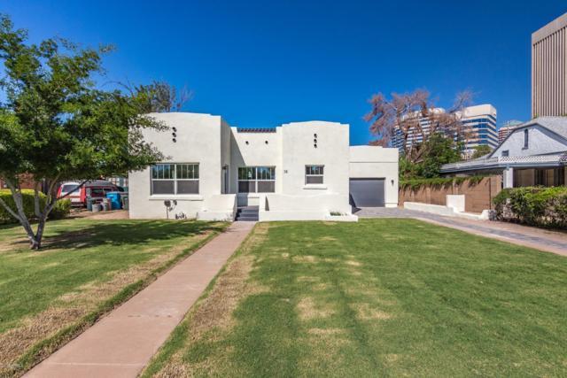 38 W Wilshire Drive, Phoenix, AZ 85003 (MLS #5835886) :: Yost Realty Group at RE/MAX Casa Grande
