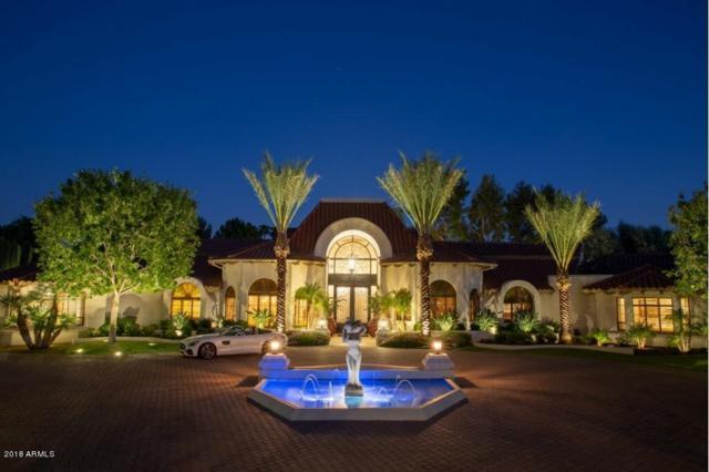 6221 E Huntress Drive, Paradise Valley, AZ 85253 (MLS #5836070) :: Gilbert Arizona Realty