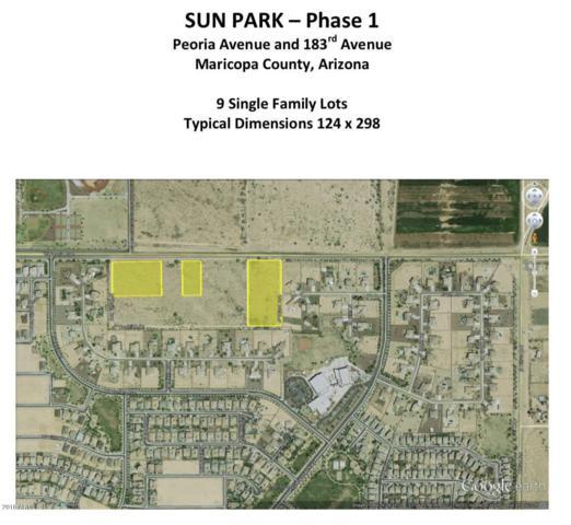 0 W 183rd Avenue, Waddell, AZ 85355 (MLS #5836157) :: Brett Tanner Home Selling Team