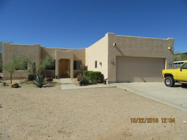 29708 N 213TH Drive, Wittmann, AZ 85361 (MLS #5836374) :: Realty Executives