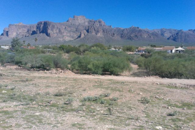 0 N Muleshoe Road, Apache Junction, AZ 85119 (MLS #5836842) :: The Kenny Klaus Team