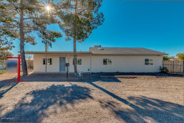 671 W Sunset Drive, Coolidge, AZ 85128 (MLS #5837389) :: The W Group