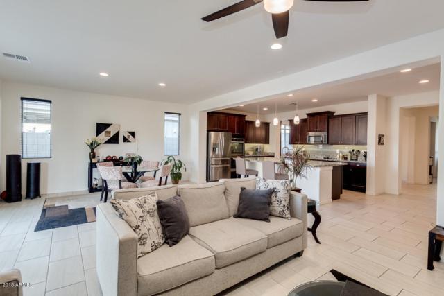 2828 E Russell Street, Mesa, AZ 85213 (MLS #5839875) :: Team Wilson Real Estate