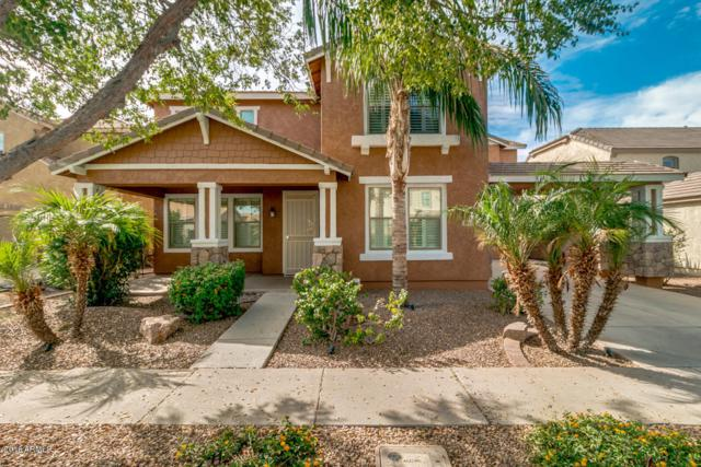 3945 E Yeager Drive, Gilbert, AZ 85295 (MLS #5839900) :: The Jesse Herfel Real Estate Group