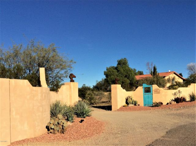 35080 S Nine Iron Ranch Road, Wickenburg, AZ 85390 (MLS #5841569) :: Santizo Realty Group