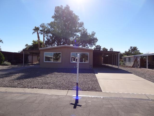 9050 E Olive Lane, Sun Lakes, AZ 85248 (MLS #5842141) :: The Daniel Montez Real Estate Group