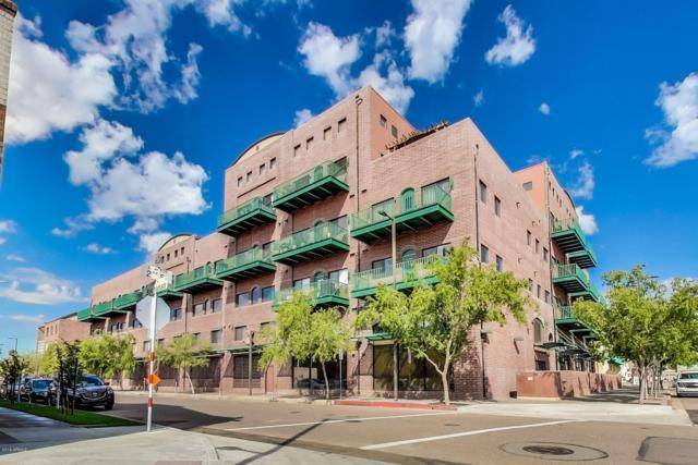 424 S 2ND Street #204, Phoenix, AZ 85004 (MLS #5842406) :: The Wehner Group