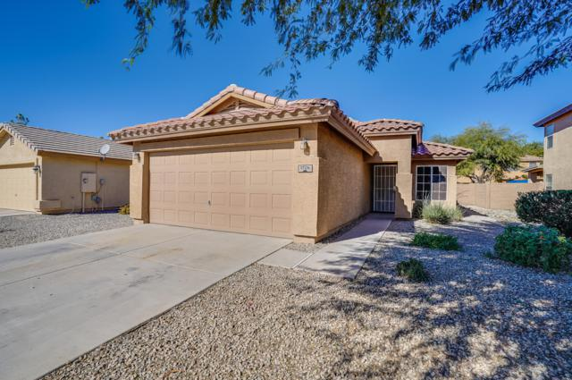 1726 W Harding Avenue, Coolidge, AZ 85128 (MLS #5842616) :: Yost Realty Group at RE/MAX Casa Grande