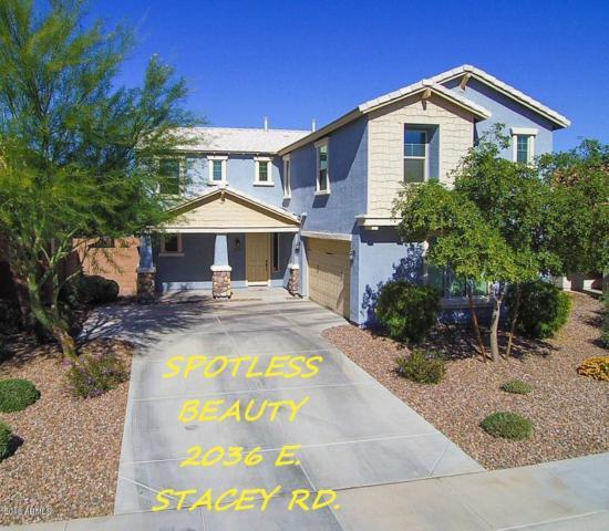 2036 E Stacey Road, Gilbert, AZ 85298 (MLS #5843466) :: RE/MAX Excalibur
