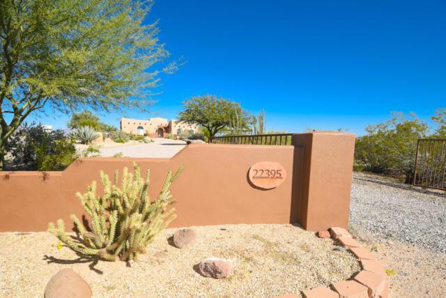22395 W El Grande Trail, Wickenburg, AZ 85390 (MLS #5843657) :: Arizona 1 Real Estate Team