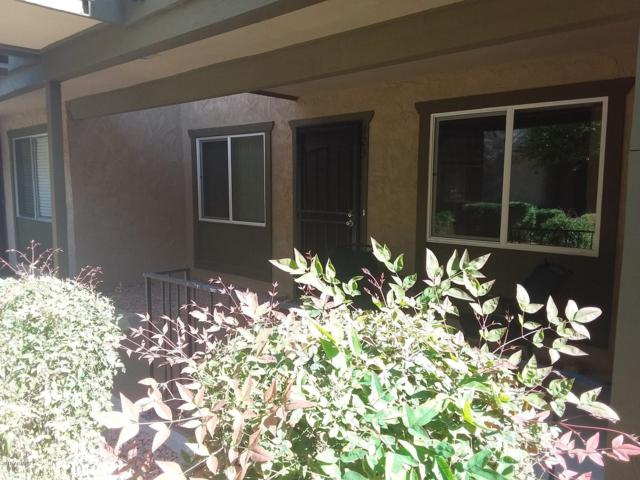 2228 E Campbell Avenue #123, Phoenix, AZ 85016 (MLS #5843881) :: The Wehner Group