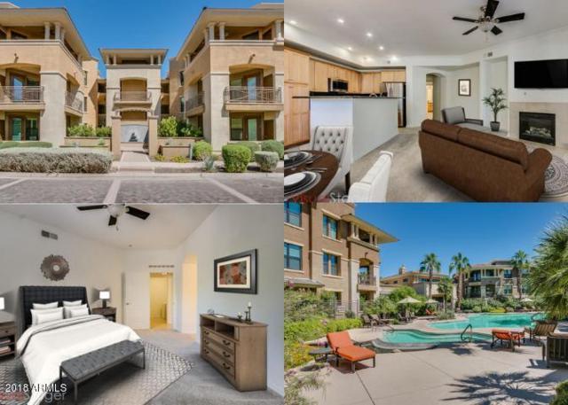 7601 E Indian Bend Road #1017, Scottsdale, AZ 85250 (MLS #5844119) :: The Daniel Montez Real Estate Group