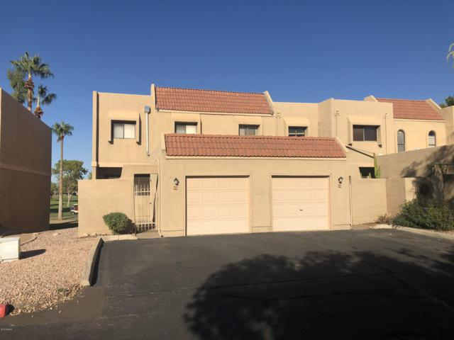 2524 S El Paradiso #40, Mesa, AZ 85202 (MLS #5844534) :: The Jesse Herfel Real Estate Group