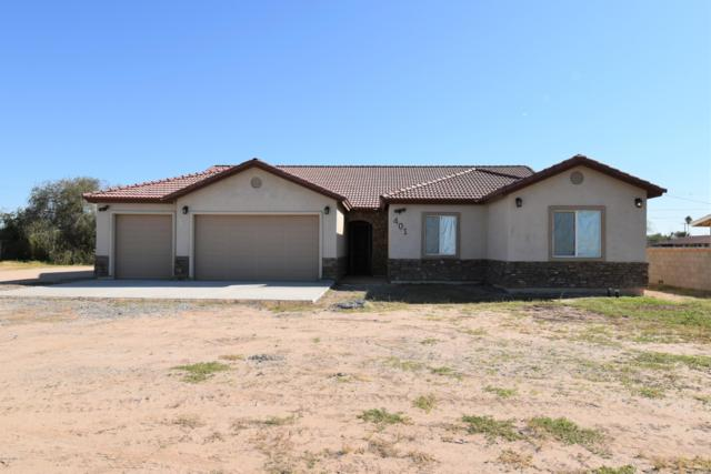 401 N Stanfield Road, Stanfield, AZ 85172 (MLS #5845322) :: Yost Realty Group at RE/MAX Casa Grande
