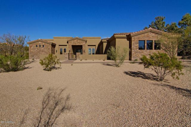 4012 La Ultima Piedra, Carefree, AZ 85377 (MLS #5845733) :: CC & Co. Real Estate Team