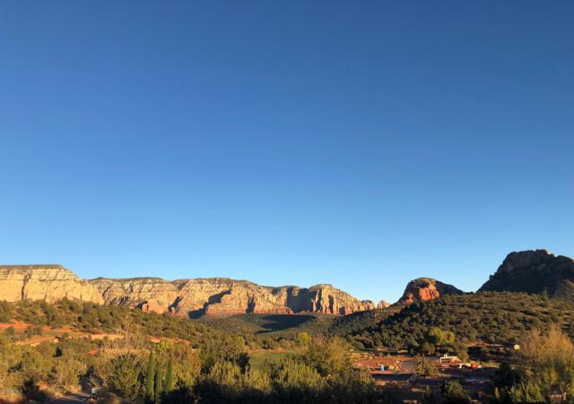 35 Paseo Del Inez, Sedona, AZ 86336 (MLS #5845820) :: RE/MAX Desert Showcase