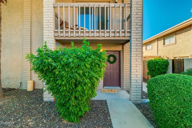 31 W Pasadena Avenue #16, Phoenix, AZ 85013 (MLS #5845906) :: The Carin Nguyen Team