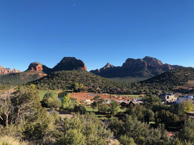 55 Paseo Del Inez, Sedona, AZ 86336 (MLS #5846203) :: RE/MAX Desert Showcase