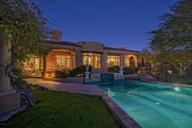 11135 E Mirasol Circle, Scottsdale, AZ 85255 (MLS #5846750) :: CC & Co. Real Estate Team