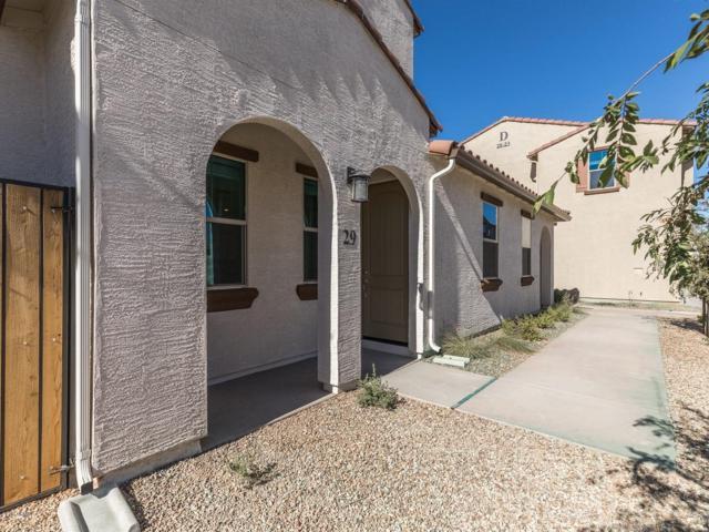 3855 S Mcqueen Road #29, Chandler, AZ 85286 (MLS #5847932) :: The Daniel Montez Real Estate Group