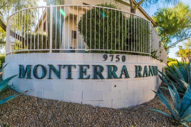 9750 N Monterey Drive #1, Fountain Hills, AZ 85268 (MLS #5848429) :: Team Wilson Real Estate