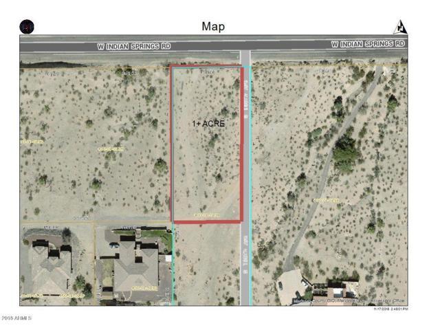 13811 W Indian Springs (400-01-013R) Road, Goodyear, AZ 85338 (MLS #5848453) :: The Daniel Montez Real Estate Group