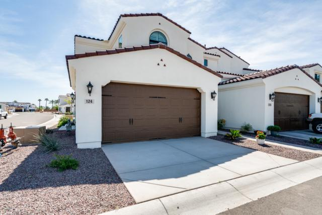14200 W Village Parkway #124, Litchfield Park, AZ 85340 (MLS #5849699) :: Phoenix Property Group