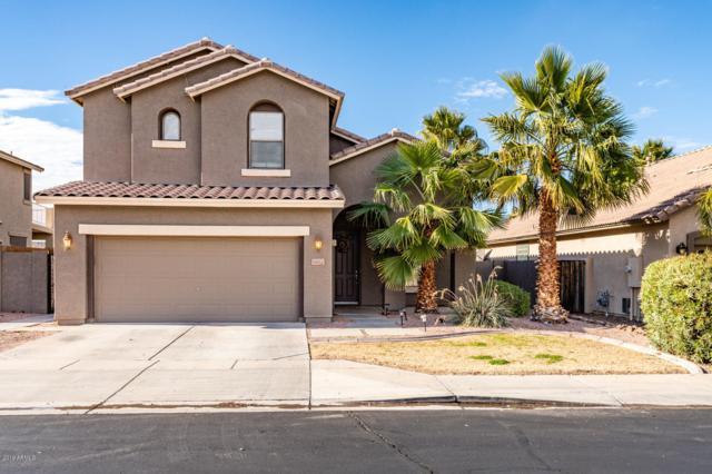 6612 S Cartier Drive, Gilbert, AZ 85298 (MLS #5850467) :: CC & Co. Real Estate Team