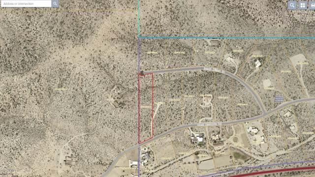 5150 Black Mountain Road, Wickenburg, AZ 85390 (MLS #5850936) :: Riddle Realty Group - Keller Williams Arizona Realty