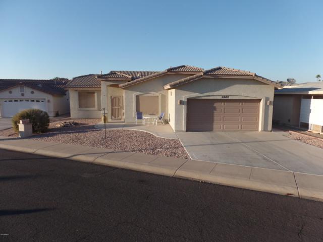 5802 E Lawndale Street, Mesa, AZ 85215 (MLS #5851693) :: The Daniel Montez Real Estate Group