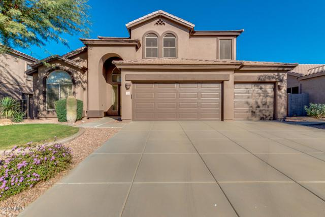 3060 N Ridgecrest #78, Mesa, AZ 85207 (MLS #5851987) :: The Everest Team at My Home Group